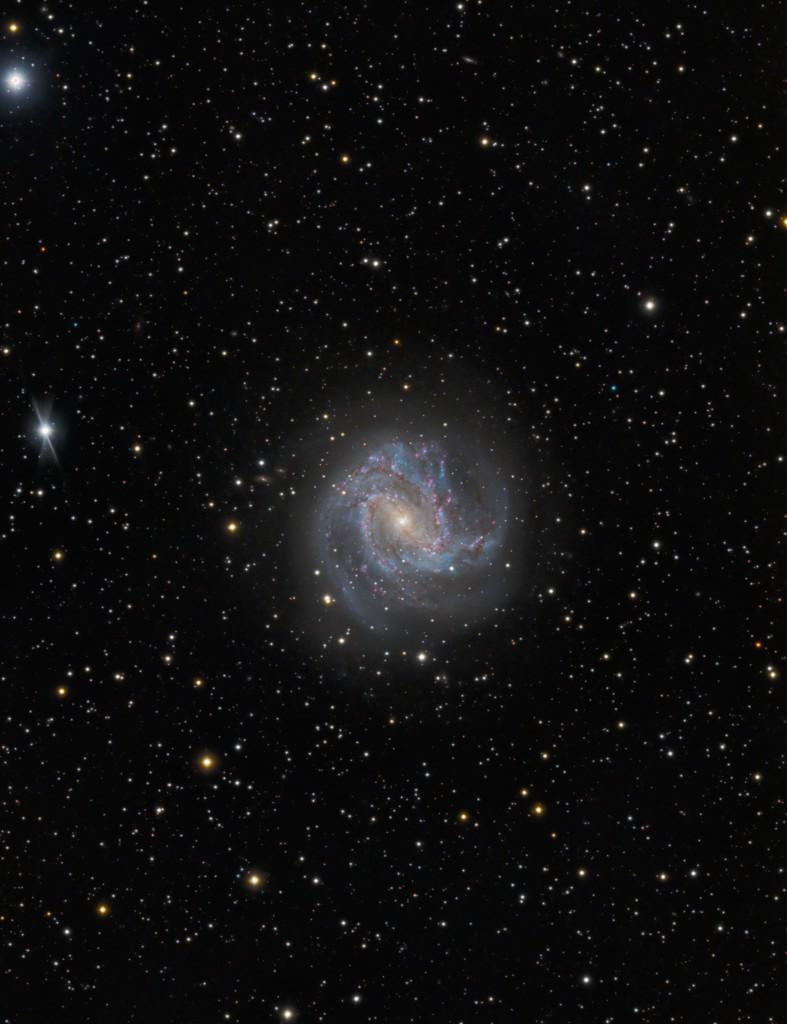 Galaxie Messier 83