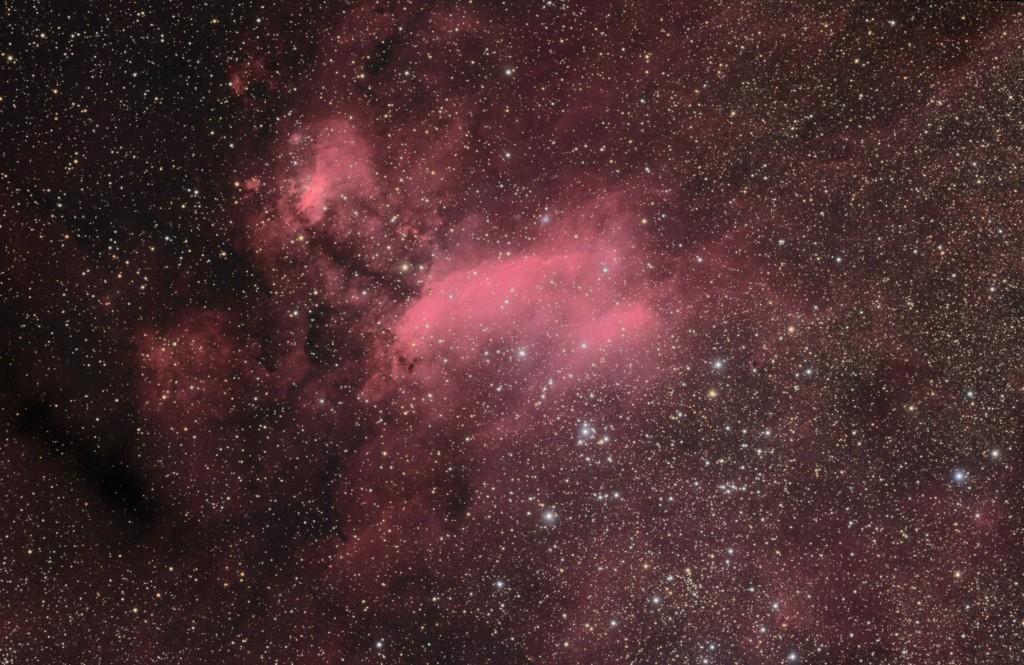The Prawn Nebula (IC4628)