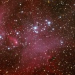 Der Running-Chicken Nebula - IC2944